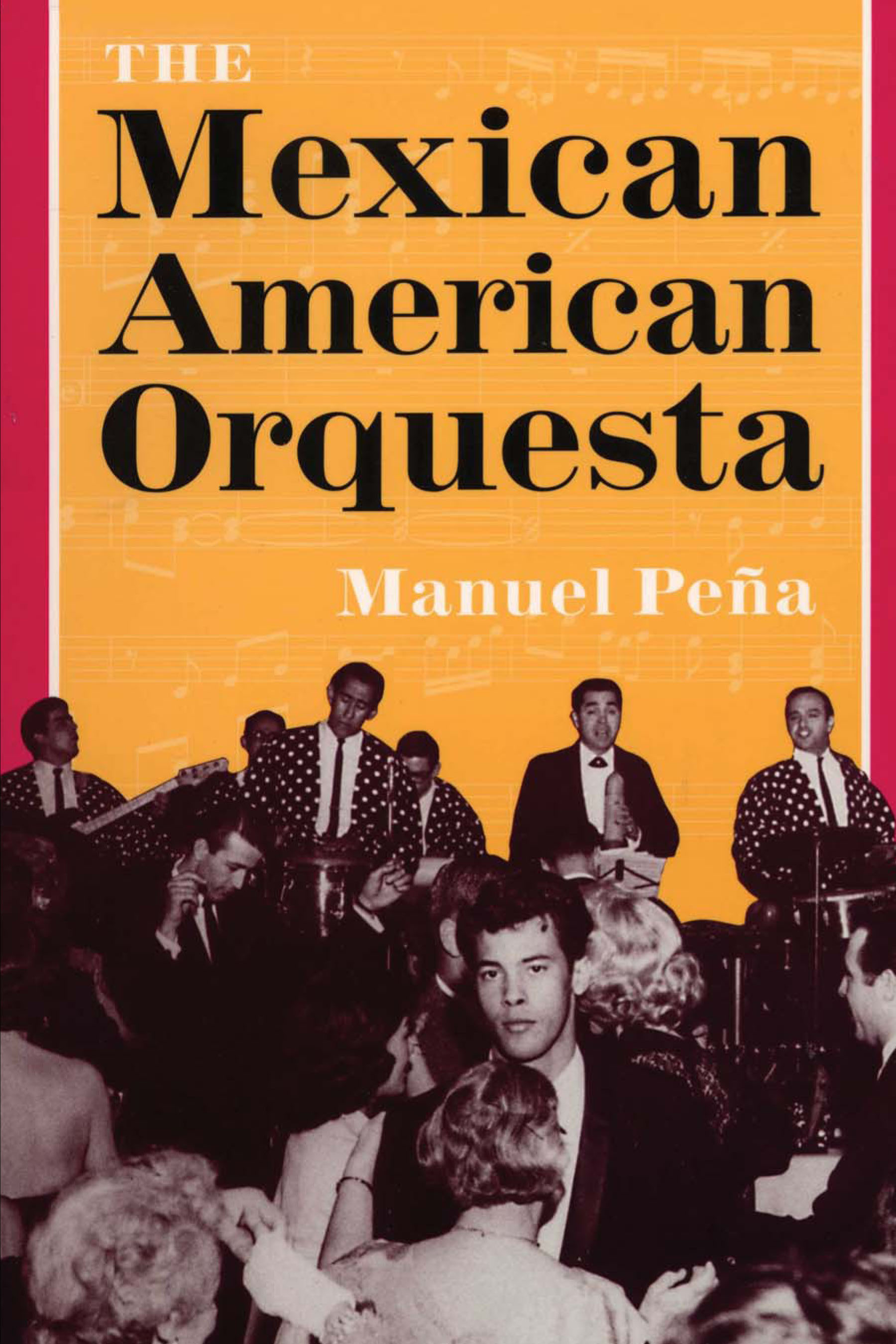 Cover of The Mexican American Orquesta