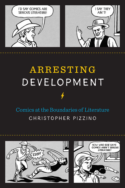 Cover of Arresting Development