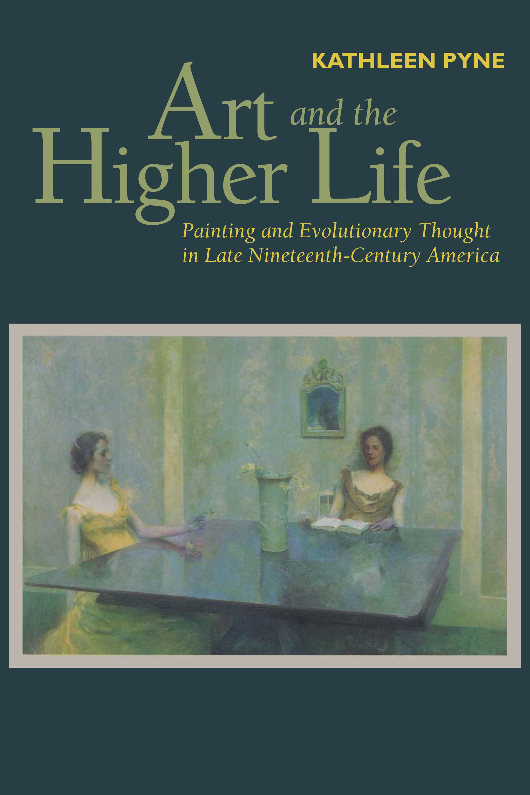 Cover of Art and the Higher Life