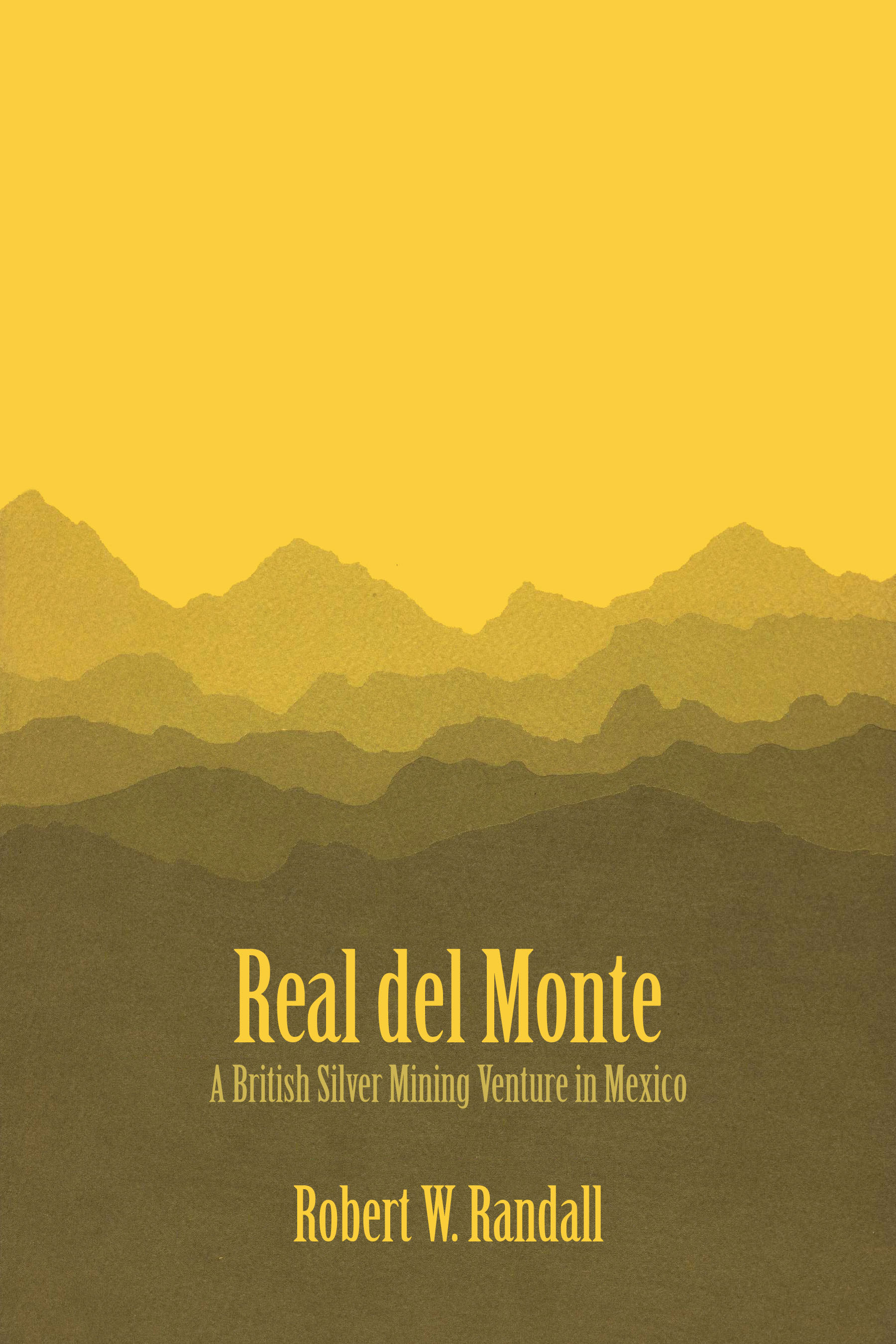 Cover of Real Del Monte