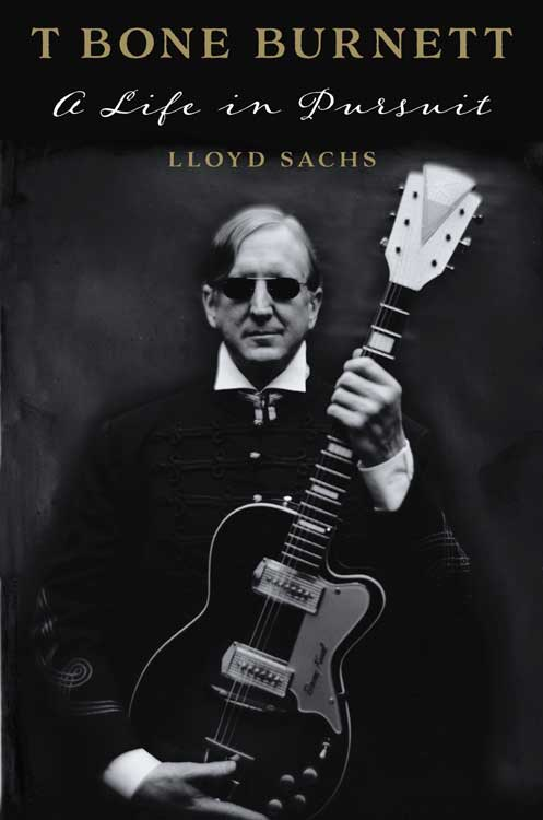 Cover of T Bone Burnett
