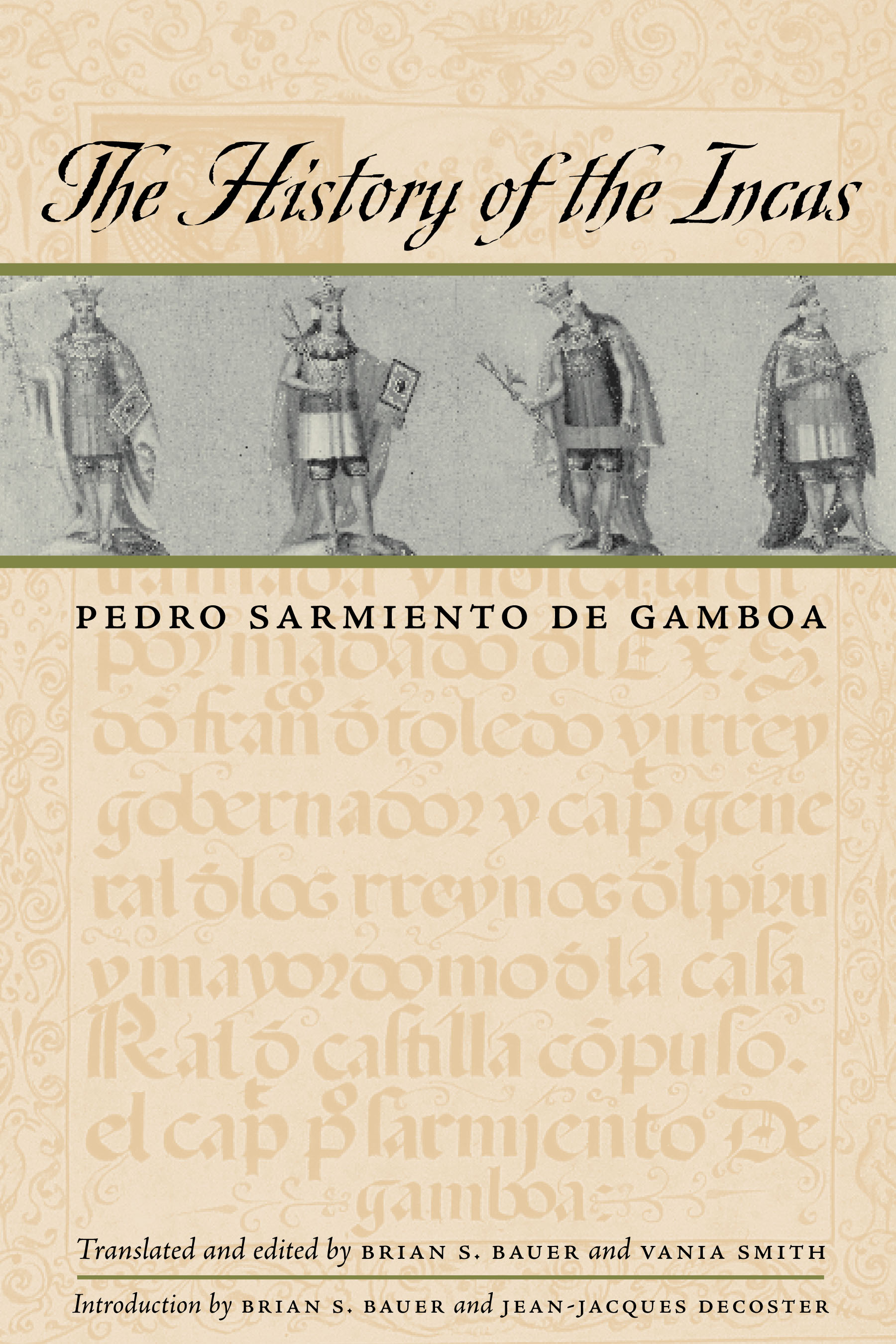 Cover of The History of the Incas