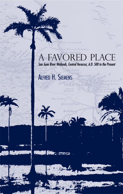 Cover of A Favored Place