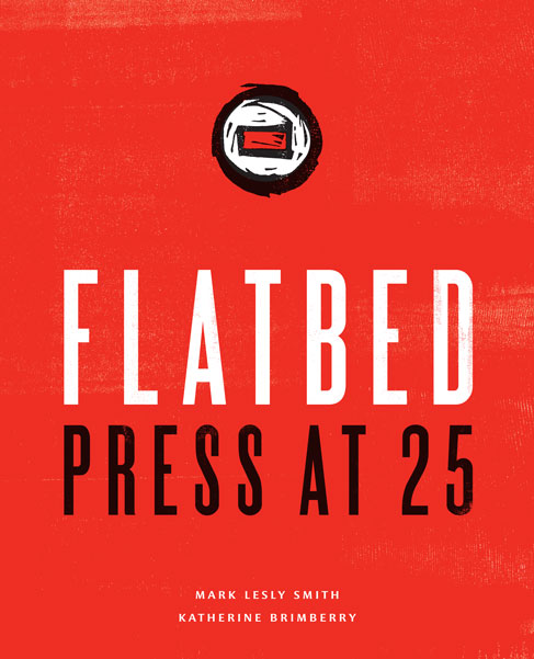 Cover of Flatbed Press at 25