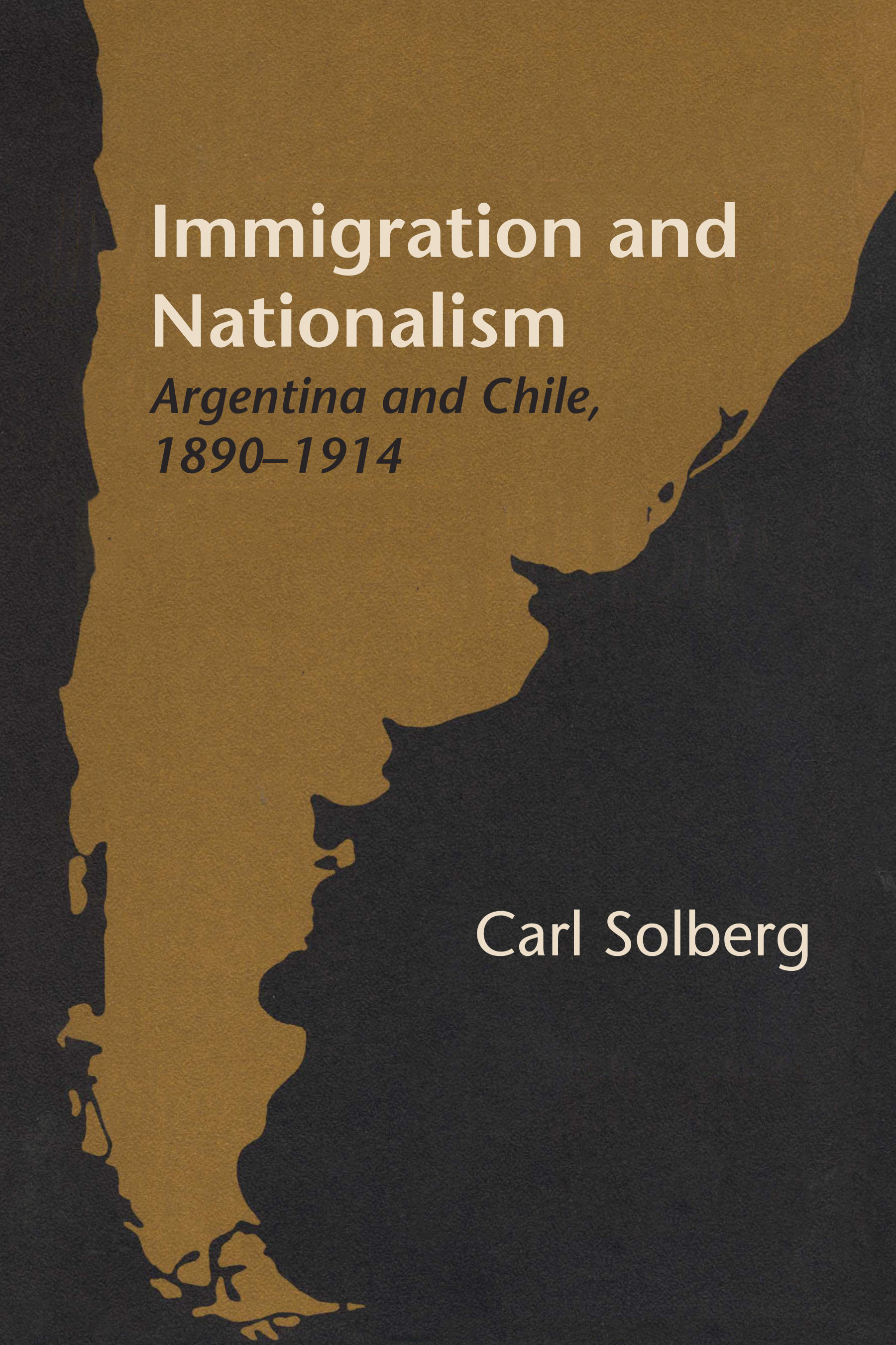 Cover of Immigration and Nationalism