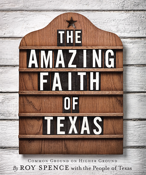 Cover of The Amazing Faith of Texas