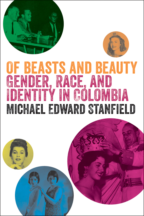 Cover of Of Beasts and Beauty