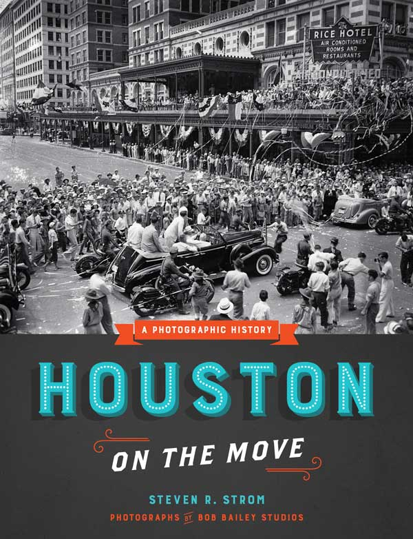 Cover of Houston on the Move
