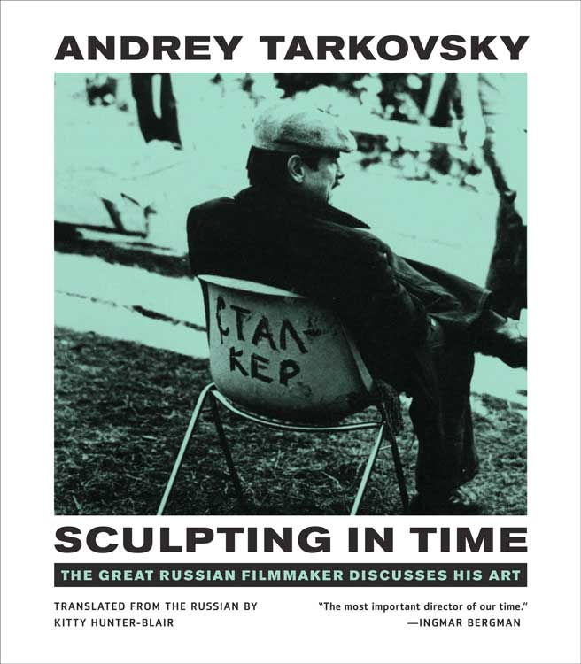 Cover of Sculpting in Time