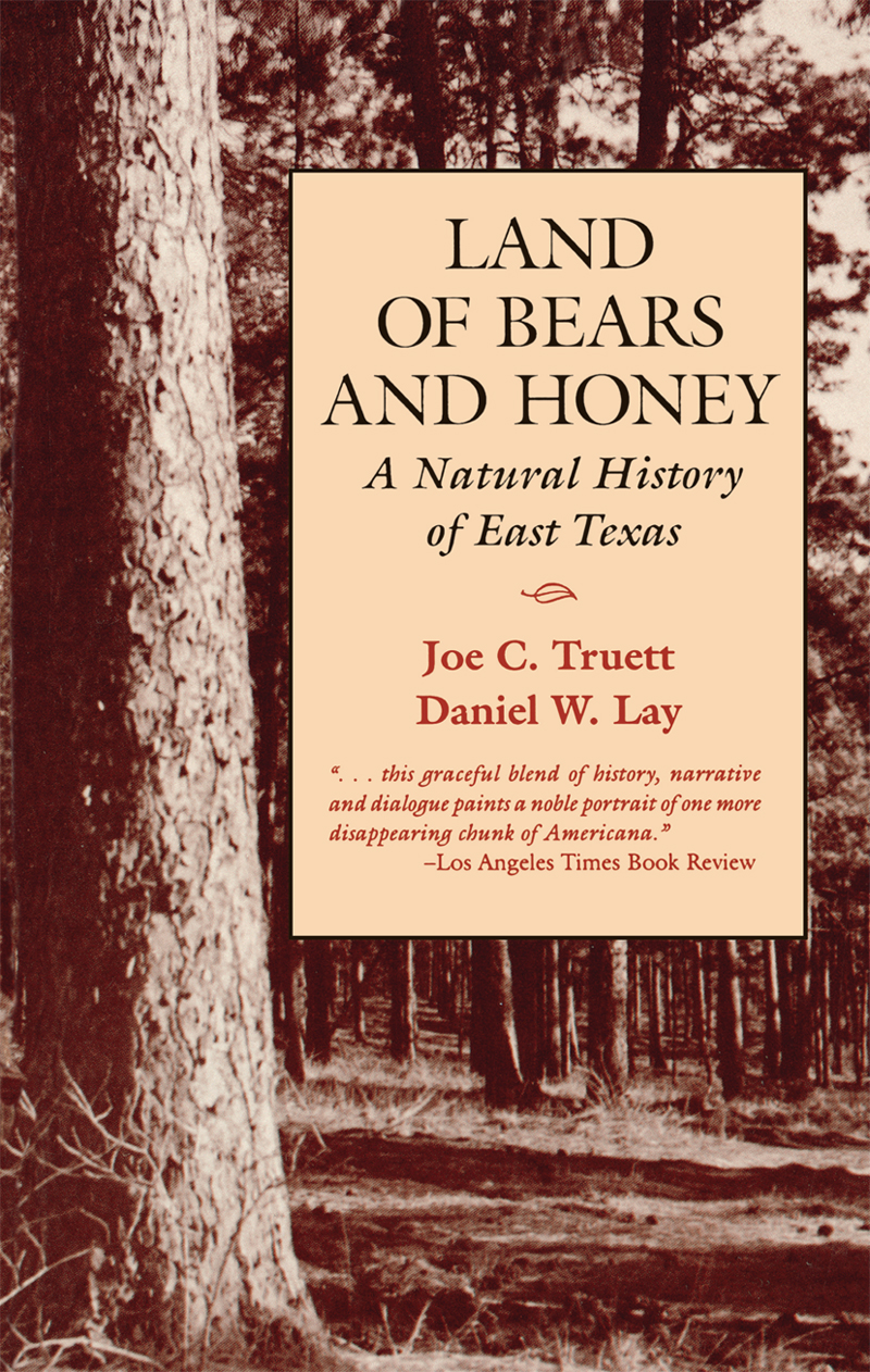 Cover of Land of Bears and Honey