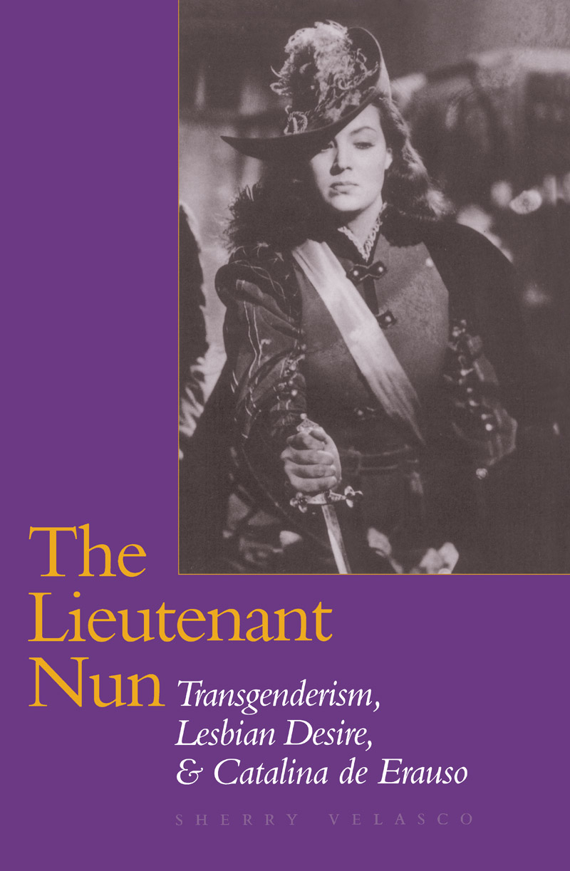 Cover of The Lieutenant Nun