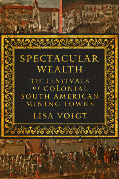 Cover of Spectacular Wealth