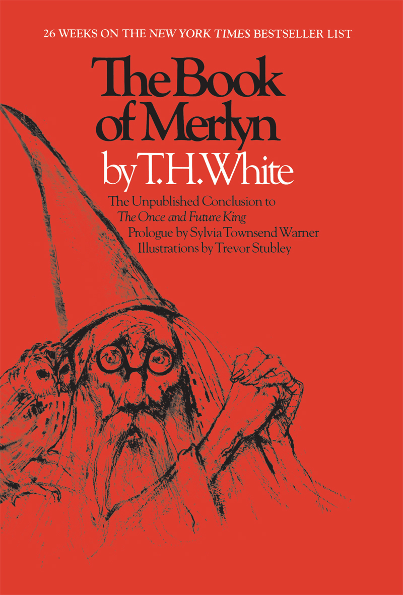 Cover of The Book of Merlyn
