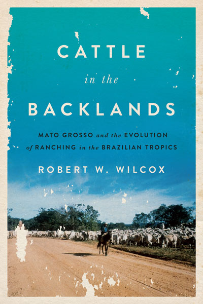 Cover of Cattle in the Backlands