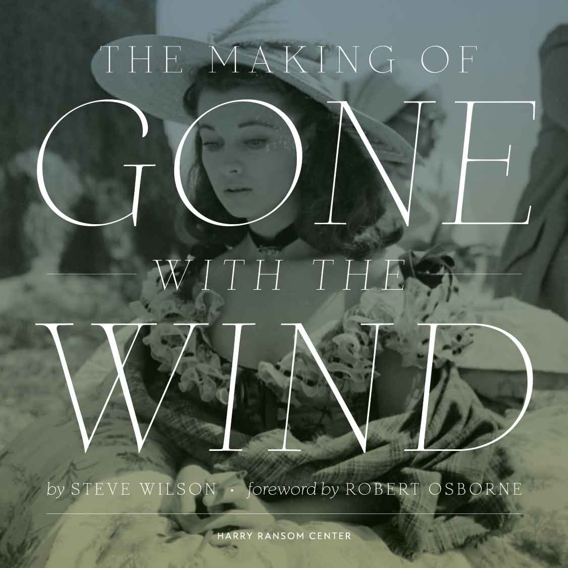 Cover of The Making of Gone With The Wind