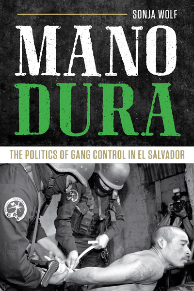 Cover of Mano Dura