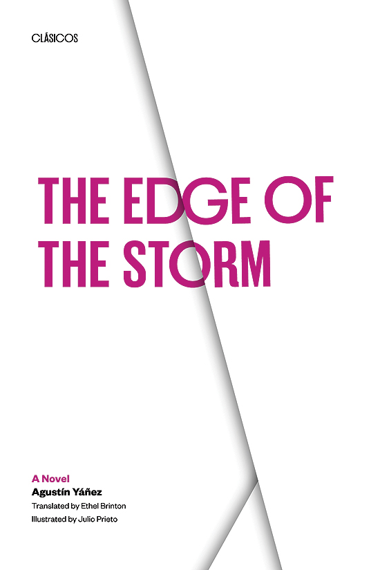 Cover of The Edge of the Storm
