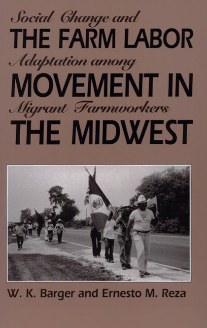 Cover of The Farm Labor Movement in the Midwest