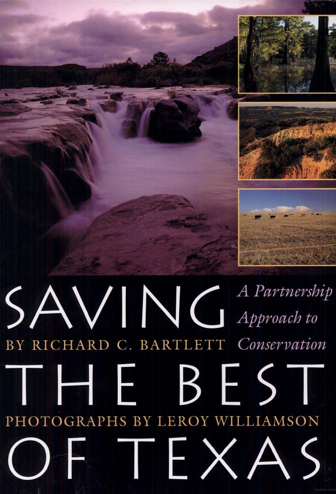 Cover of Saving the Best of Texas