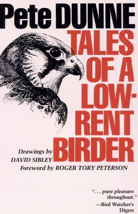 Cover of Tales of a Low-Rent Birder