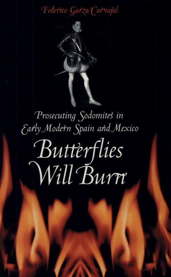 Cover of Butterflies Will Burn