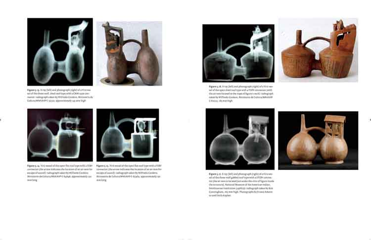 Architectural Vessels Of The Moche Ceramic Diagrams Of