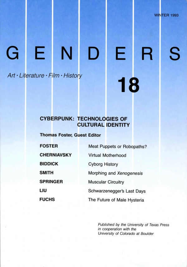 Cover of Genders