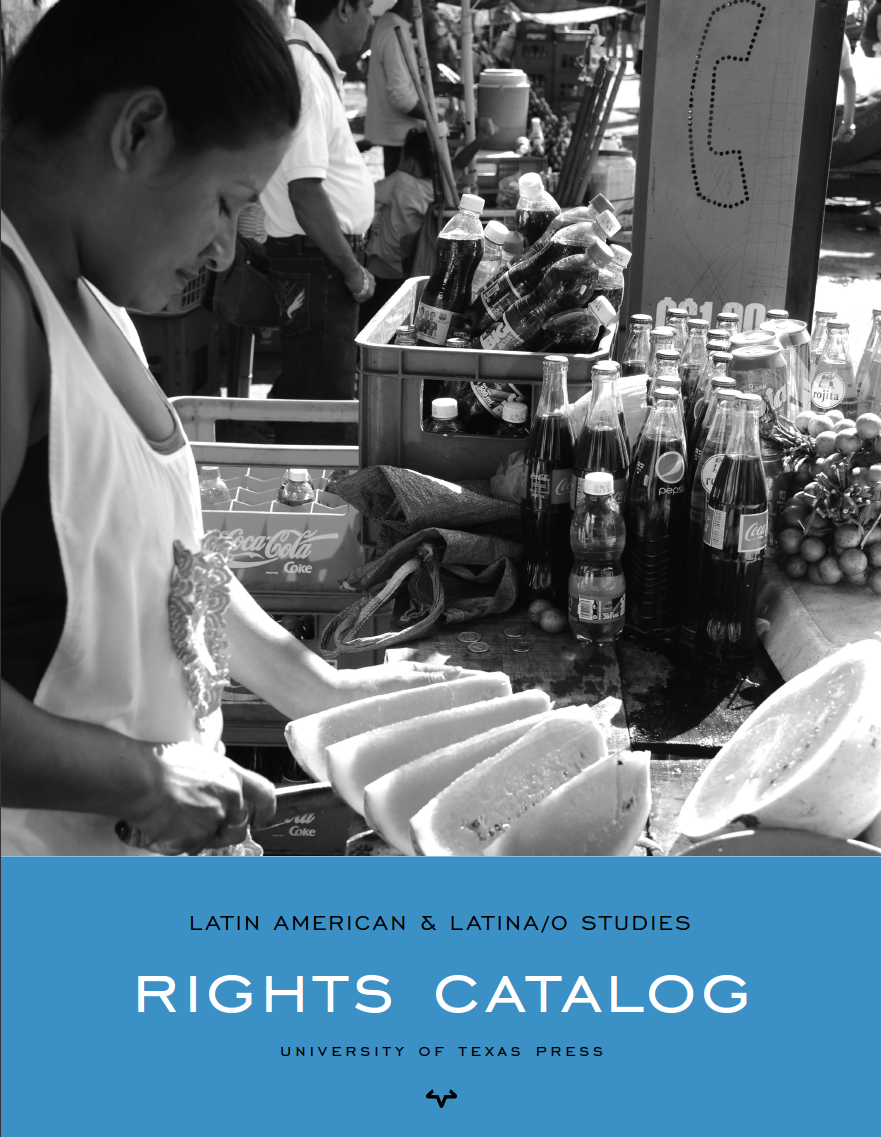 Cover of Latin American Studies Rights Catalog