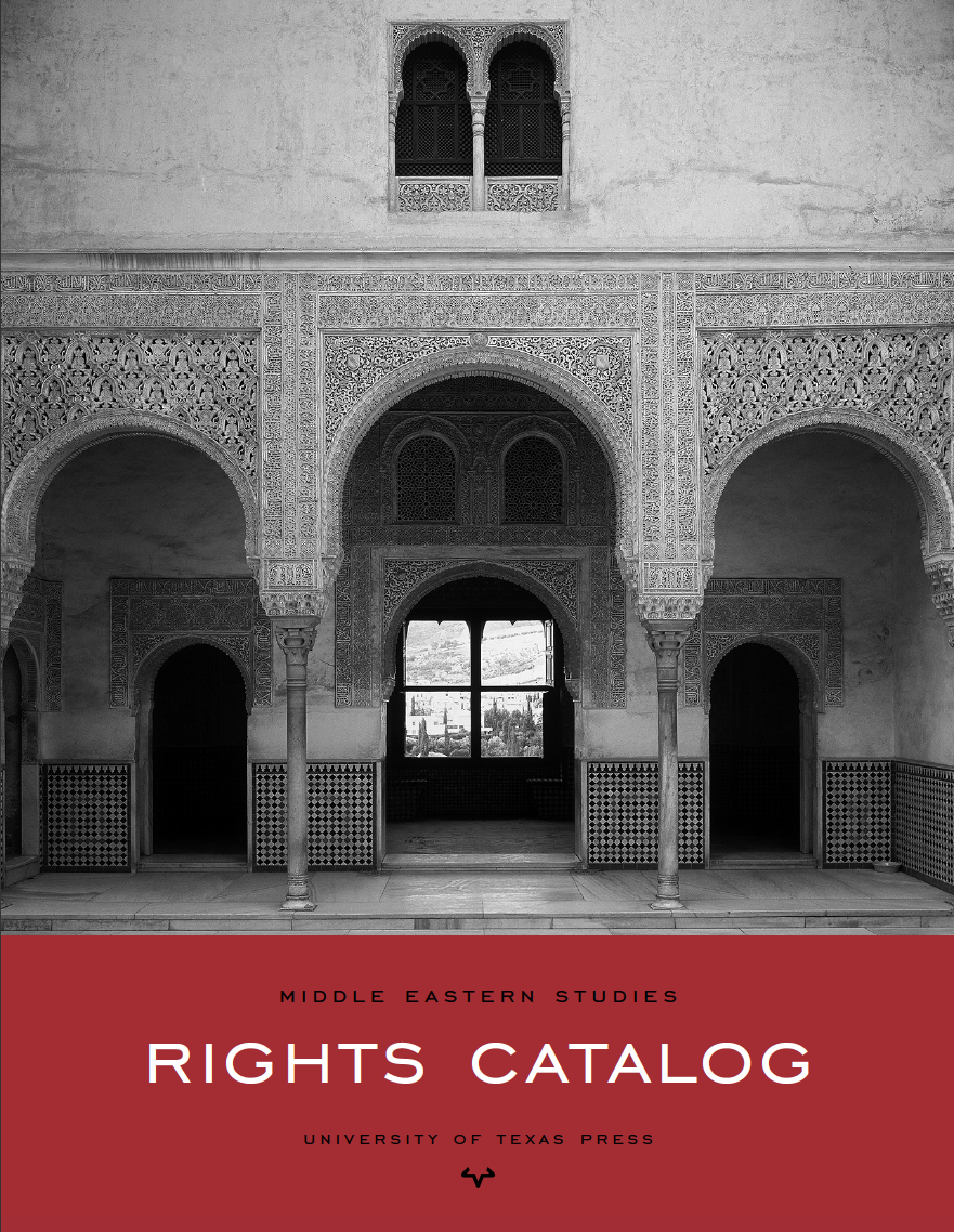 Cover of Middle Eastern Studies Rights Catalog