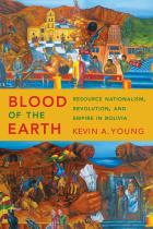 Cover of Blood of the Earth