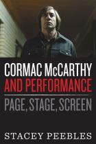 Cover of Cormac McCarthy and Performance
