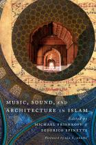 Cover of Music, Sound, and Architecture in Islam