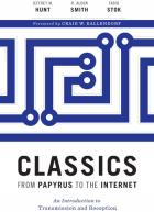 Cover of Classics from Papyrus to the Internet