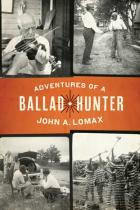 Cover of Adventures of a Ballad Hunter