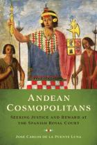 Cover of Andean Cosmopolitans