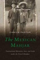 Cover of Mexican Mahjar