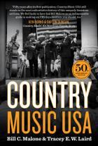 Cover of Country Music USA