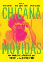Cover of Chicana Movidas
