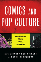 Cover of Comics and Pop Culture