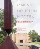 Revised cover of Making Houston Modern