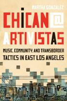 Cover of Chican@ Artivistas