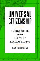 Cover of Universal Citizenship