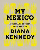 Revised cover of My Mexico
