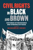Cover of Civil Rights in Black and Brown
