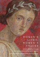Cover of Women's Lives, Women's Voices