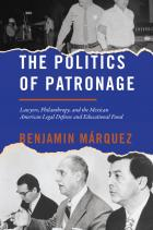 Cover of Politics of Patronage