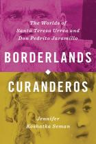 Cover of Borderlands Curanderos