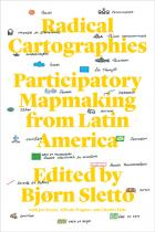 Revised cover of Radical Cartographies