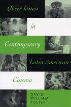 Cover of Queer Issues in Contemporary Latin American Cinema