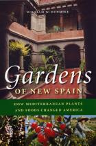 Cover of Gardens of New Spain